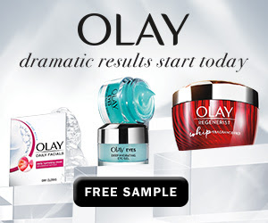 FREE Sample of OLAY Regenerist Whips!