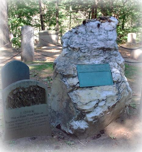 Ralph Waldo Emerson Gravesite