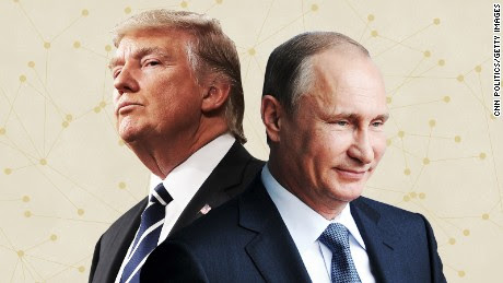 Trump WH still under fire for Russia contacts