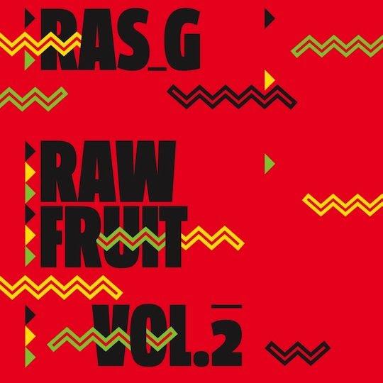 Review: Ras G – Raw Fruit Vol. 2