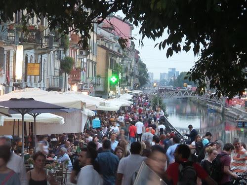 C'è gente a Milano d'agosto?! by Ylbert Durishti