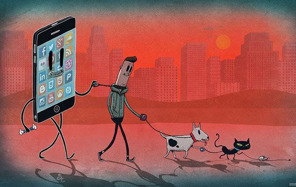 Perierga.gr - Η θλιβερή πραγματικότητα του σύγχρονου κόσμου σε σκίτσα!