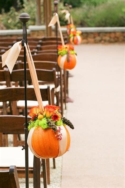50 Fall Wedding Ideas with Pumpkins   Deer Pearl Flowers