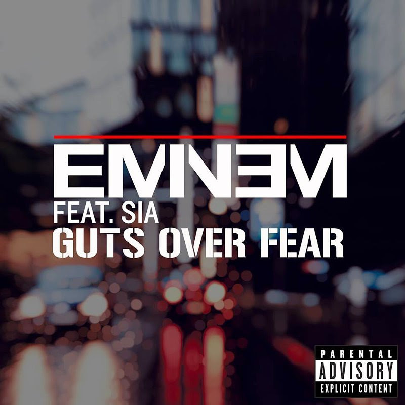 Eminem Releases Full Version of 'Guts Over Fear' Feat. Sia
