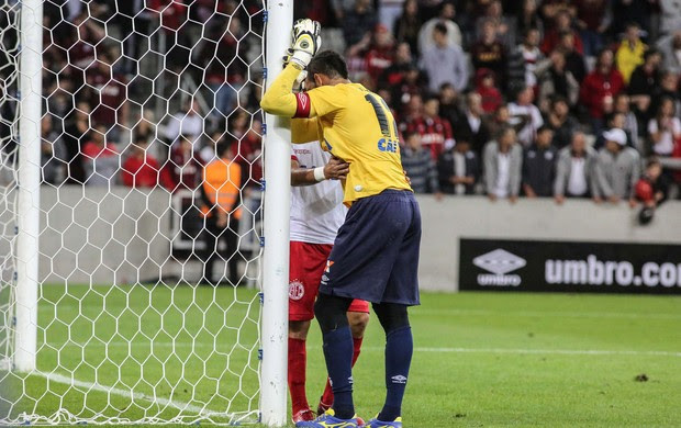 Atlético-PR x América-RN (Foto: Joka Madruga / Futura Press)