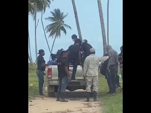 Ver Vídeo: Armada Dominicana apresa 99 en intento de viaje ilegal a PR.