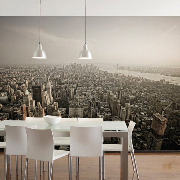 Wall Decor: Photorealistic Wall Murals | InteriorHolic.