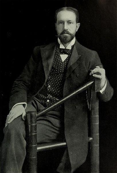 File:Portrait of Sir Henry Norman, 1st Baronet.jpg