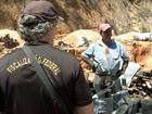Operação flagra mais 15 em trabalho escravo (Filipe Gonçalves/TV Vanguarda)