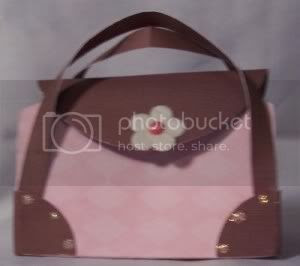 Circle Purse Frontview