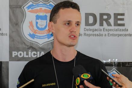 Delegado Vitor Domingues