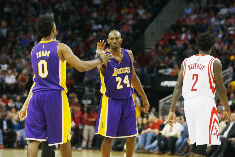 Lakers vs. Rockets: Score and Twitter Reaction | Bleacher ...