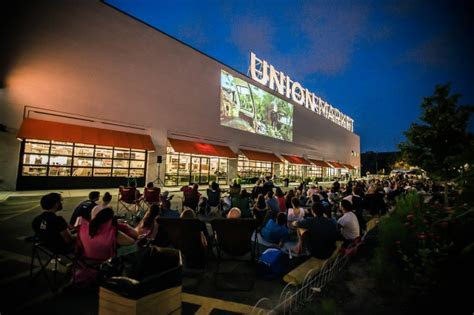 Summer Drive In Series Returns to Union Market On June 5