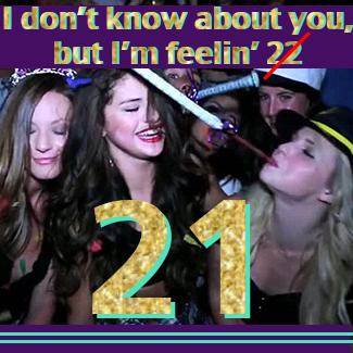 Feelin' 21 Link Up