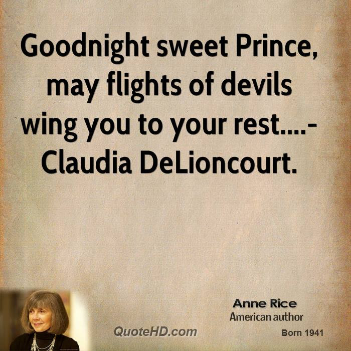 Anne Rice Quotes Quotehd
