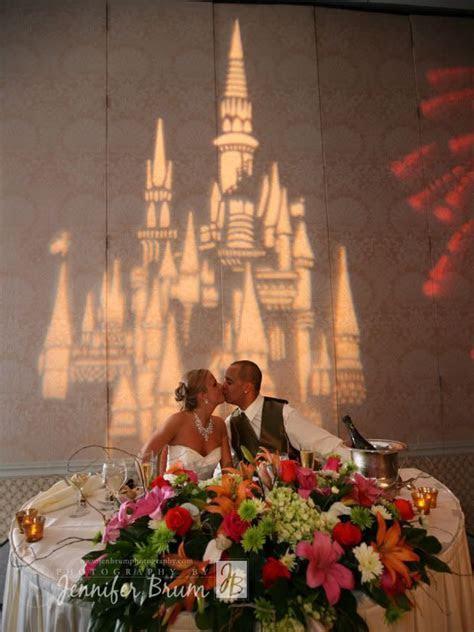 Lighting decor at a Disney wedding reception   Wedding