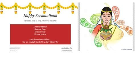 Free Baby Shower Invitation Card & Online Invitations