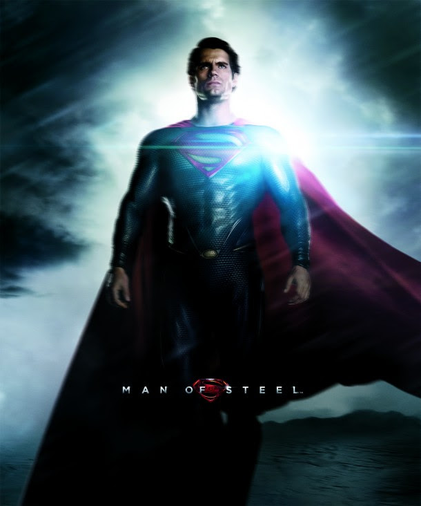 Man of Steel One Sheet Image