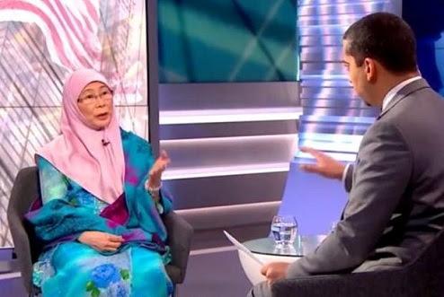 Dr Wan Azizah akan berundur, beri laluan Anwar PM