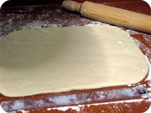 Rolled-Out dough