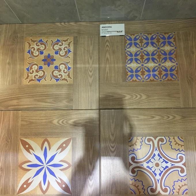 Contoh Keramik Dapur Motif Kayu | Ide Rumah Minimalis