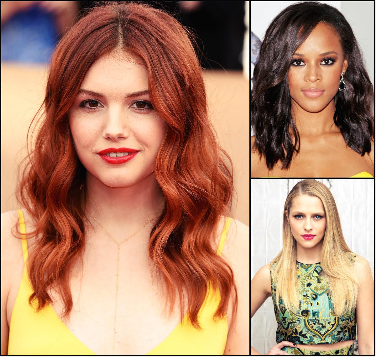 Trendiest Hair Colors 2016 Summer Hairstyles 2017 Hair Colors And Haircutshairstyles 2016 Hair Colors And Haircuts