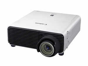 Canon eyeing home entertainment, launches 9 projectors