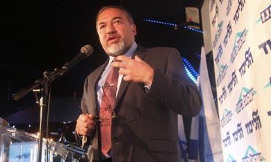 Foreign Minister Avigdor Liberman