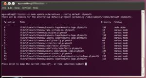 Mengganti Tampilan Plymouth pada ubuntu 10.04 Lucid Lynx