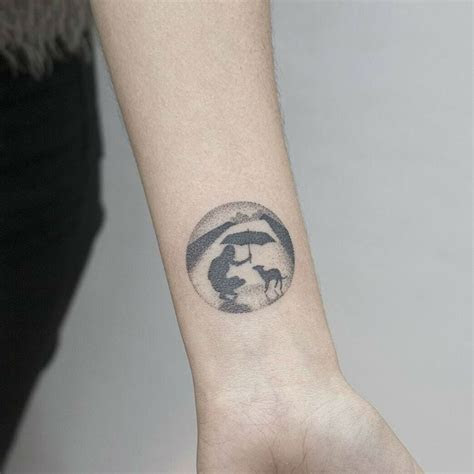 stunningly poetic hand poked tattoos nano