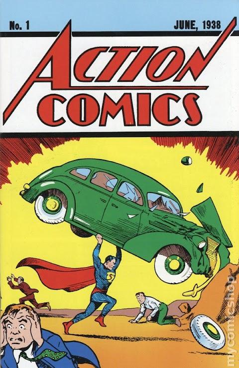 Action Comics Issue 1 Worth