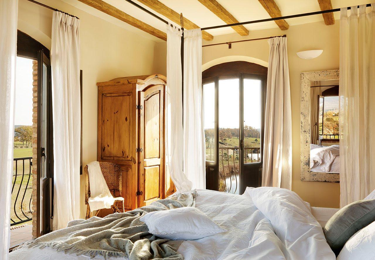 Dormir con vistas