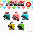Jumia celebrates National Sneakers Day with nation-wide free delivery