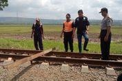 Polisi Selidiki Dugaan Sabotase Jalur Kereta di Cilacap