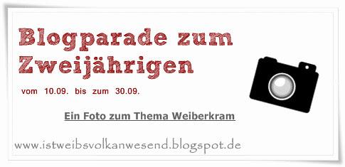 Blogparade-Banner