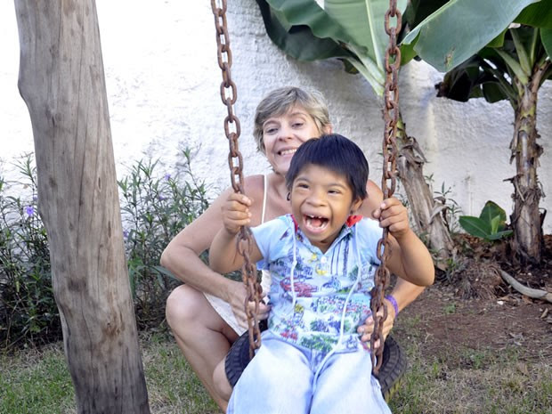 Menino era o 12º filho de um casal indígena na cidade de Aripuanã. (Foto: Dhiego Maia/G1)