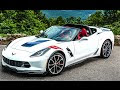 Corvette Grand Sport Review 2017 Corvette Grand Sport INTERIOR Corvette Z07 Pack