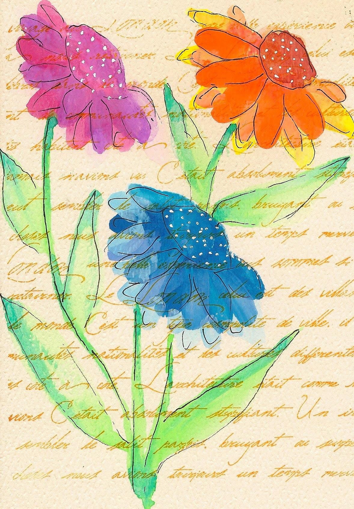 ICAD Flowers