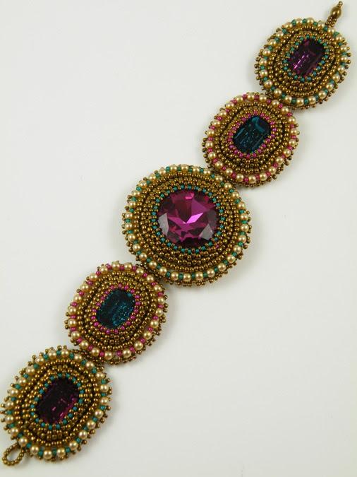 "Kelly Wiese's ""Bejeweled Bracelet"""