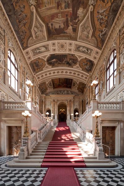 Burgtheater, Vienna (by S E A N D U)