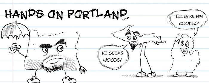 Hands on Portland