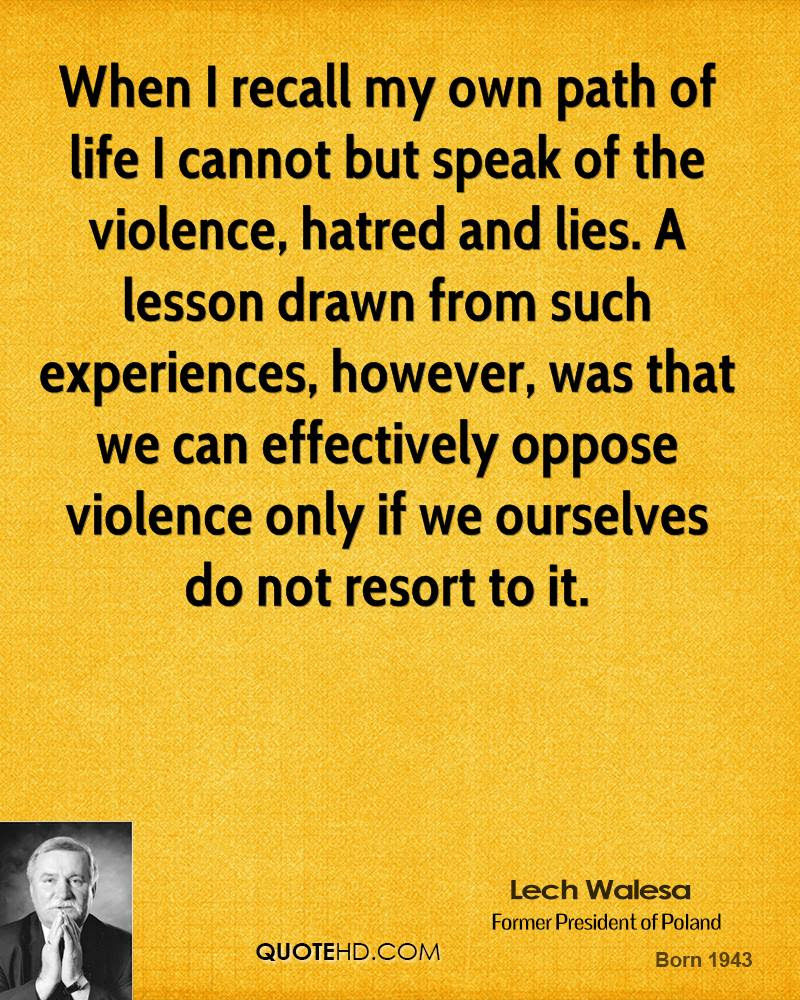 Lech Walesa Quotes Quotehd