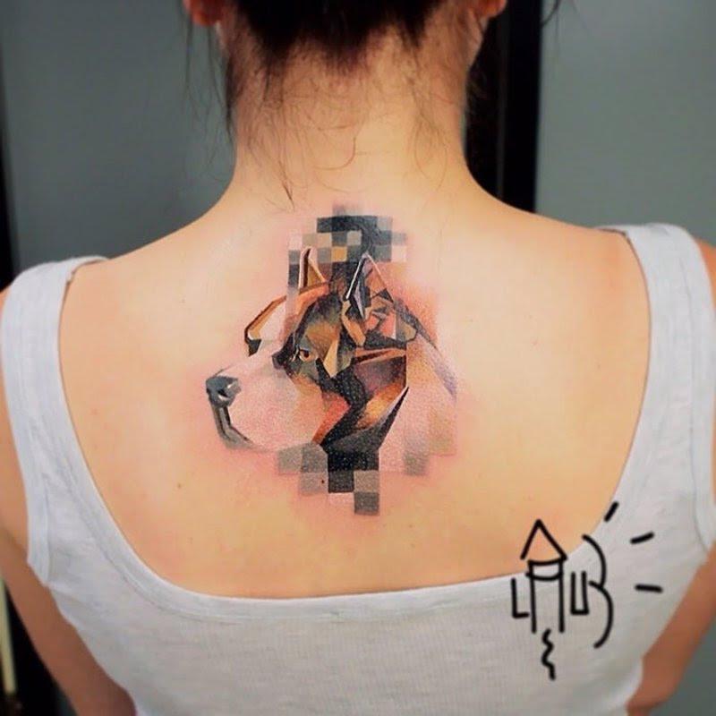 14 Geniales Ideas De Tatuajes Para Los Amantes De Los Perros