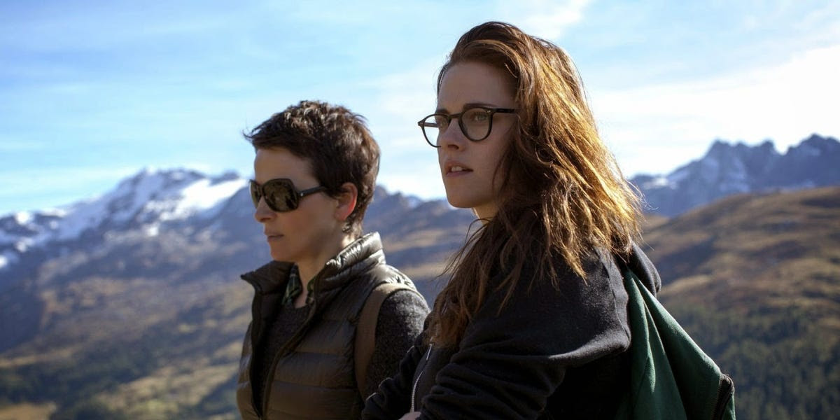 """""""Clouds of Sils Maria"""""""