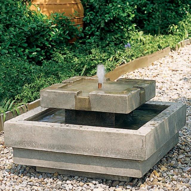 Campania International Escala Water Fountain - traditional ...