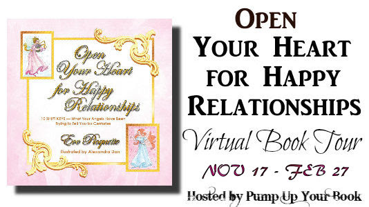 Open Your Heart for Happy Relationships banner