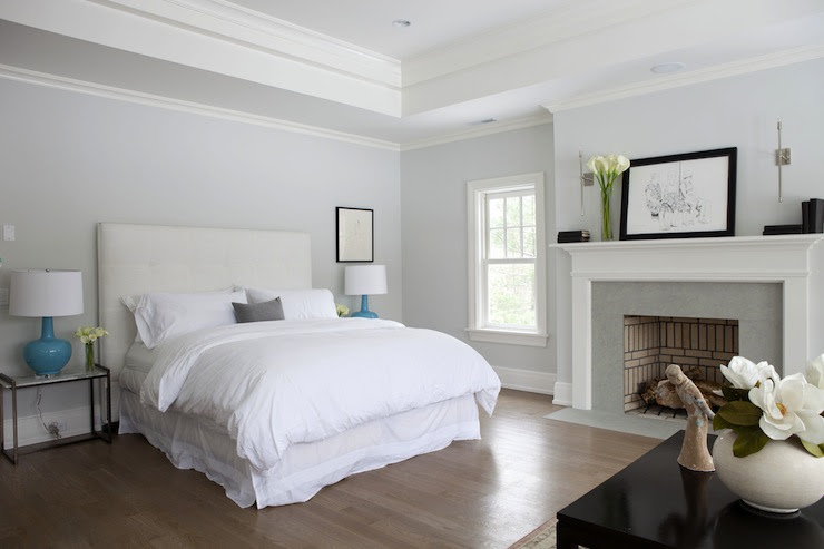 Tray Ceiling - Transitional - bedroom - Milton Development