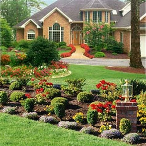 Front Yard Landscaping Ideas Wisconsin Blandscapingb Bb