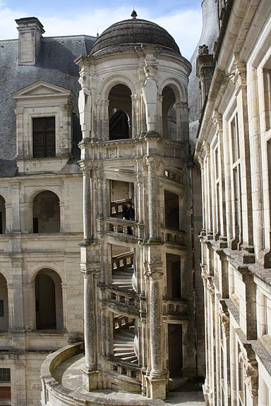 Замок Шамбор – королевский каприз 55750