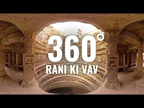 Rani-ki-Vav (the Queen's Stepwell) Amazing workmanship @ Patan, Gujarat